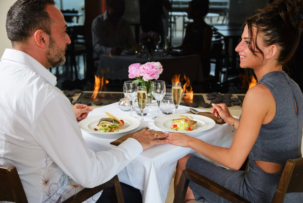Restaurant Saint Valentin La Grande Motte